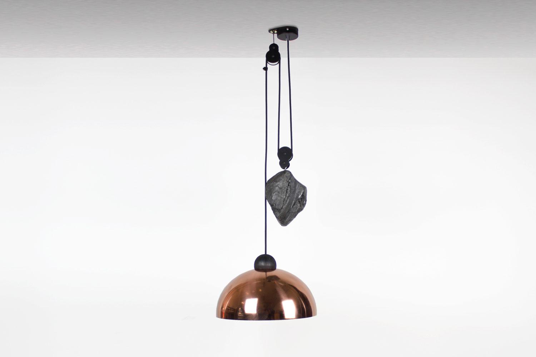 Object Future Australian Design Exhibition // UpDown Copper by Jonathon Ben Tovim   Yellowtrace