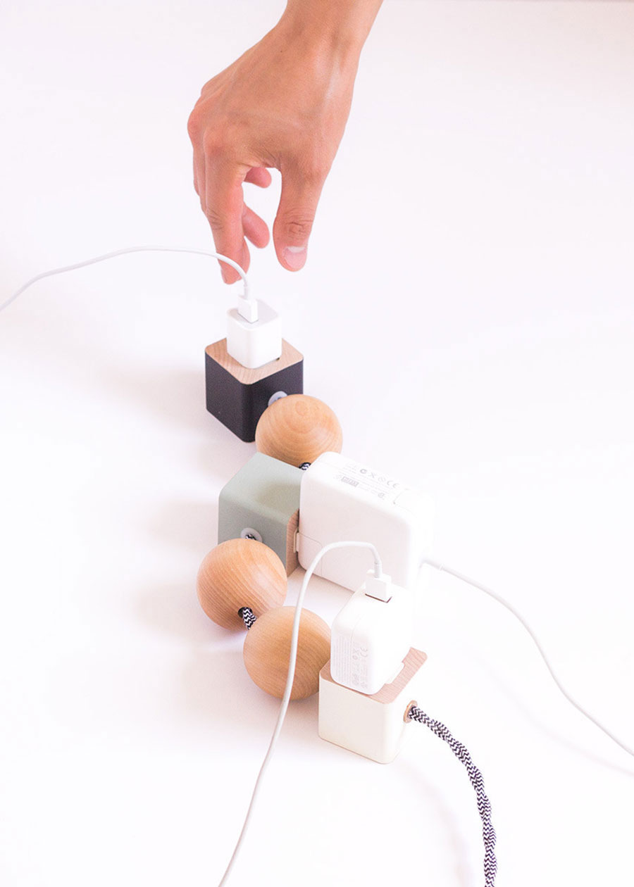 Oon Power Outlet by David Okum | Yellowtrace