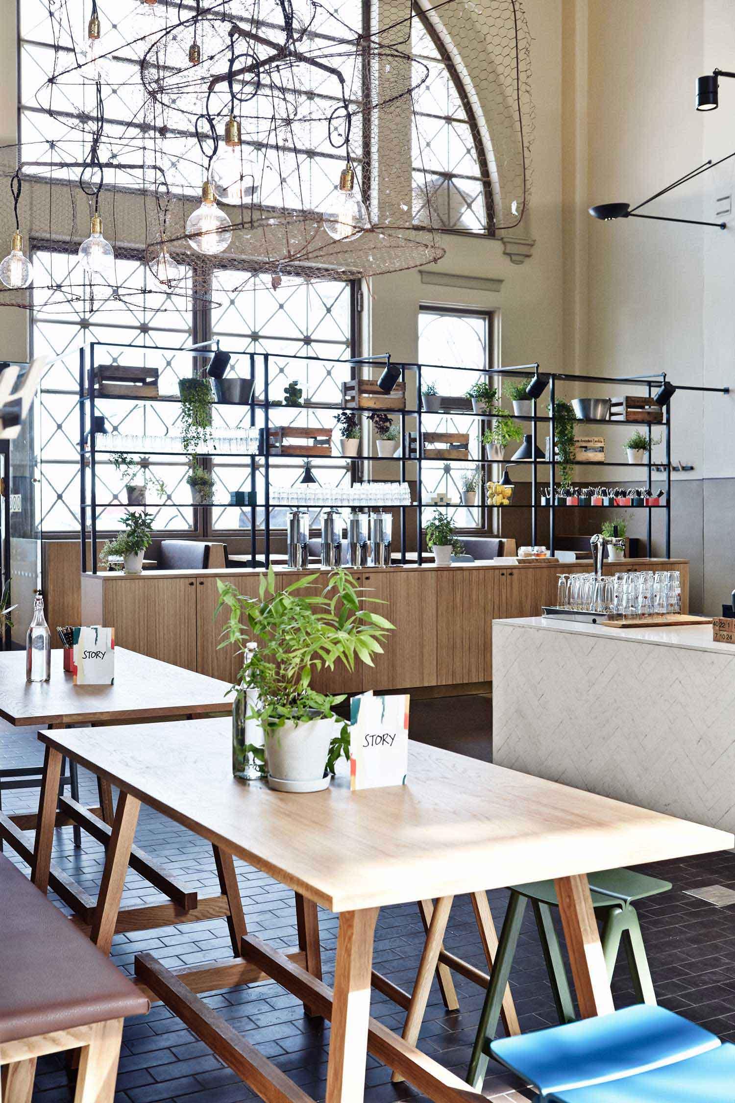 Story restaurant in helsinki by joanna laajisto yellowtrace