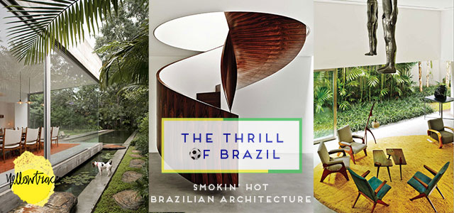 Smokin' Hot Brazilian Architecture.