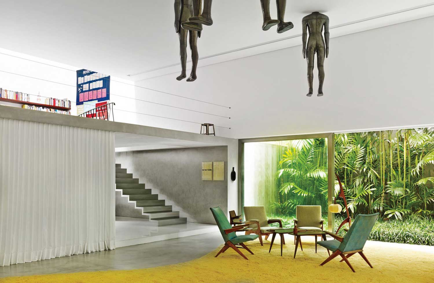 Casa Cubo by Isay Weinfeld | Yellowtrace