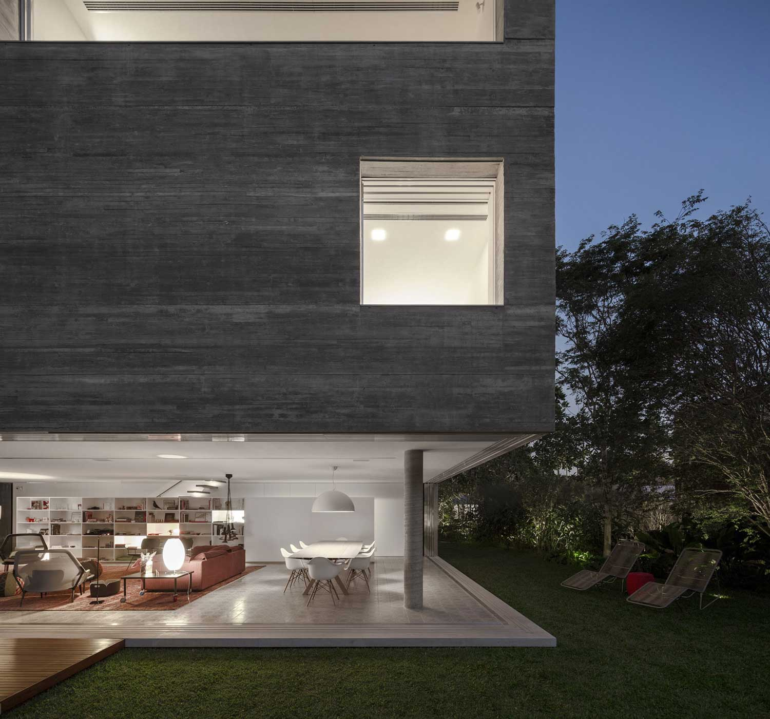 Casa Cubo by Studio MK27 | Yellowtrace