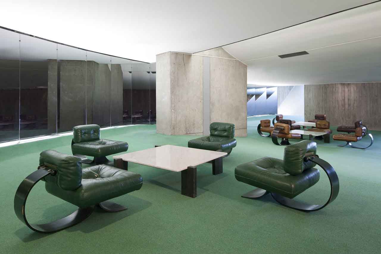 French Communist Party Headquarters by Oscar Niemeyer | Yellowtrace