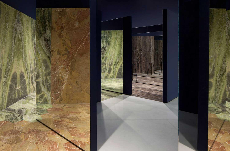 Fervital Antolini Stone Gallery by Paritzki Liani Architects | Yellowtrace