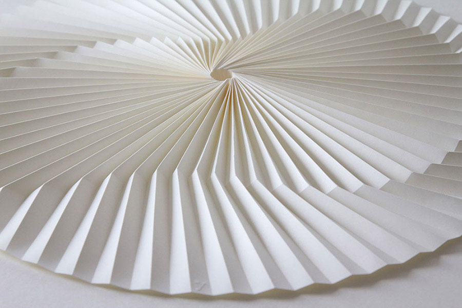 Folded Light, Folded Shadow by Yuko Nishimura | Yellowtrace