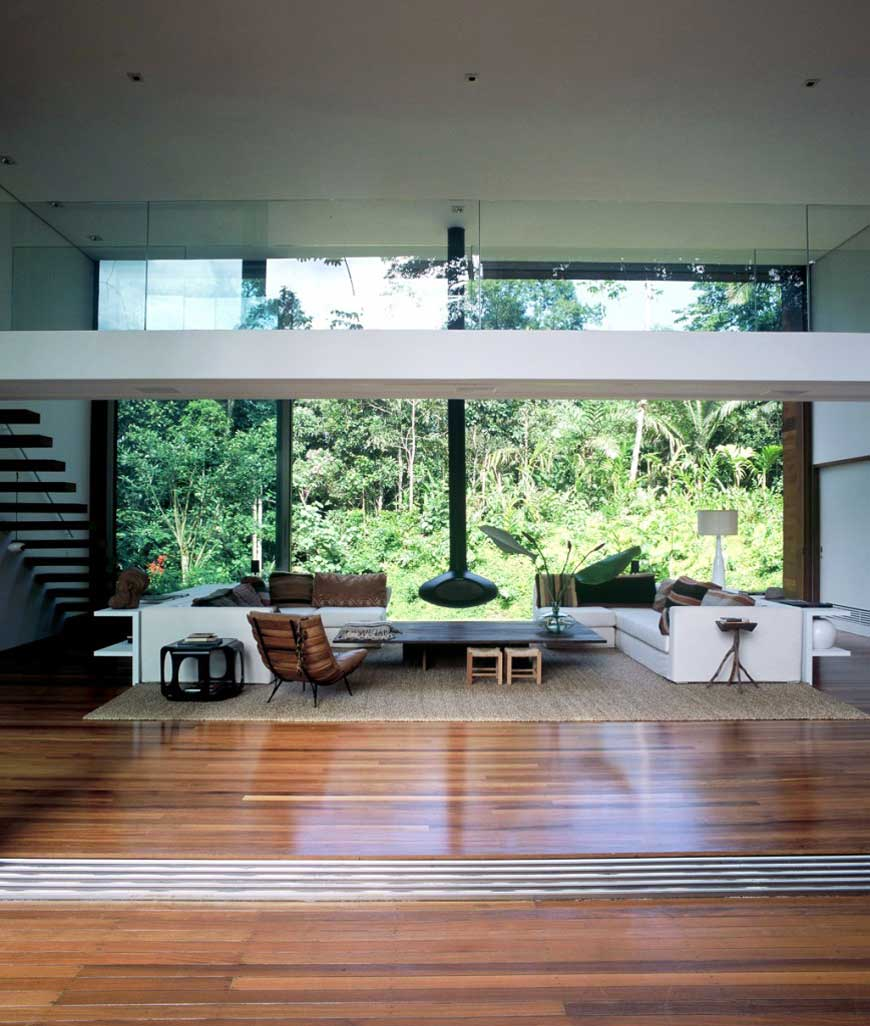 House in Iporanga by Arthur Casas | Yellowtrace