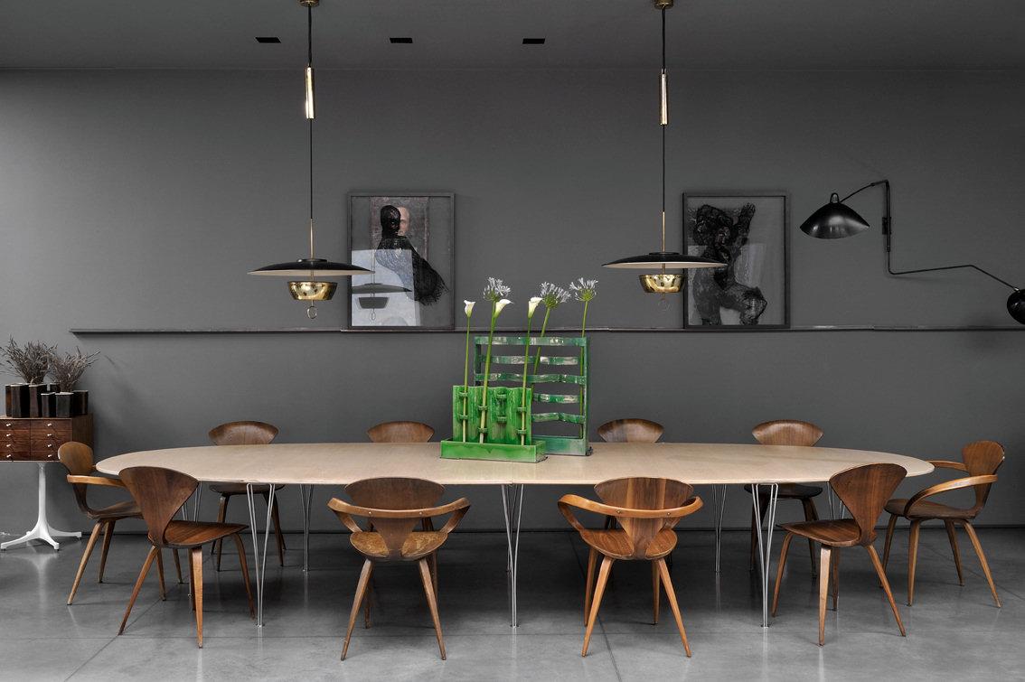 Maurizio Pecoraro's Elegant Home in Milan | Yellowtrace