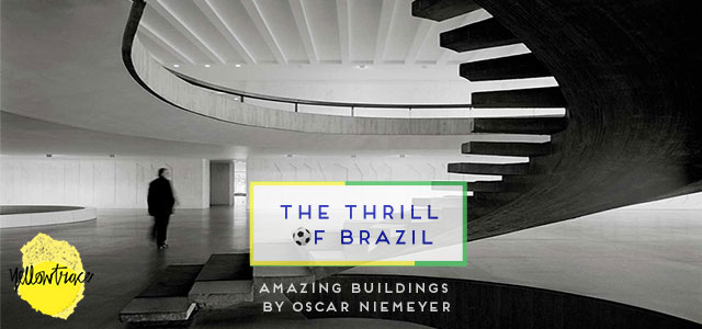 Amazing Buildings Designed By Oscar Niemeyer.
