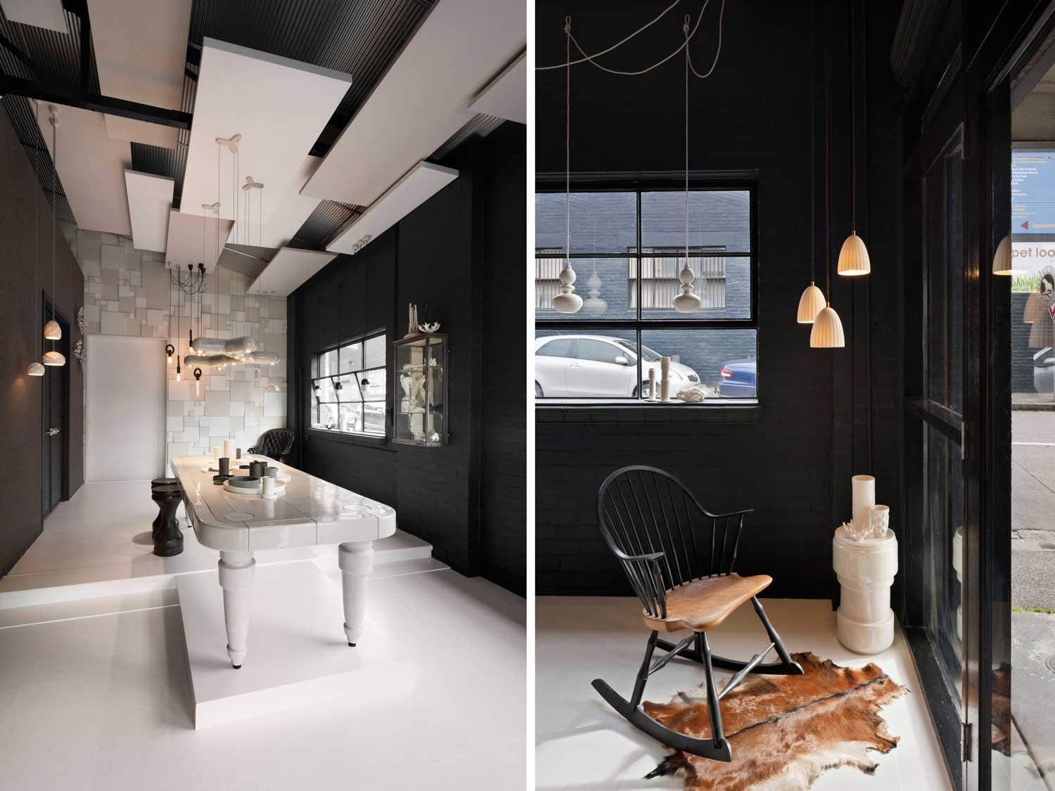 Porcelain Bear's New Showroom in Melbourne | Yellowtrace