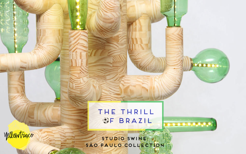 Brazil Week // São Paulo Collection by Studio Swine.