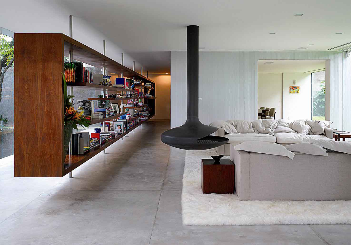 Sumaré House by Isay Weinfeld | Yellowtrace