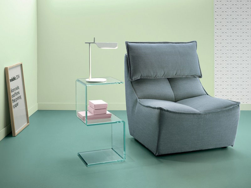 so hot right now translucent glass furniture yellowtrace