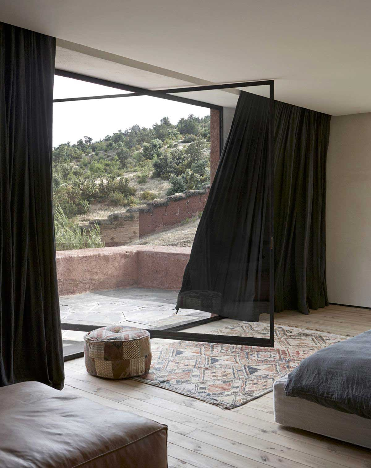 Villa E in Morocco by Studio KO | Yellowtrace