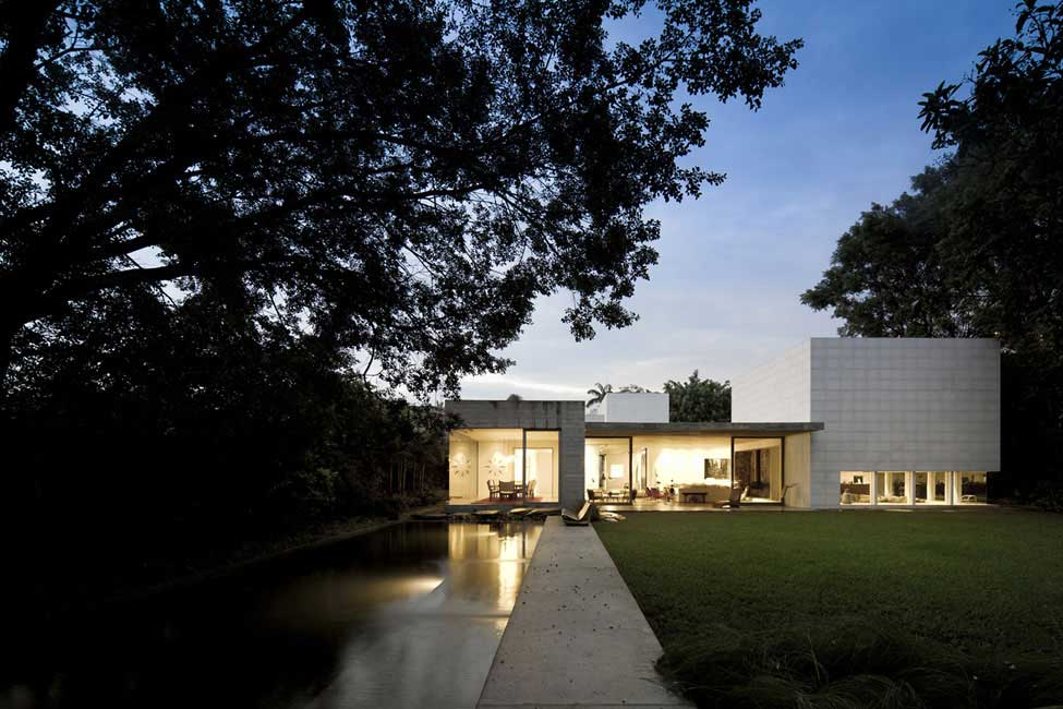 Yucatan House by Isay Weinfeld | Yellowtrace
