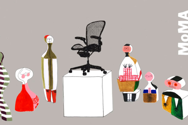 108 Years of Herman Miller in 108 Seconds | Yellowtrace.