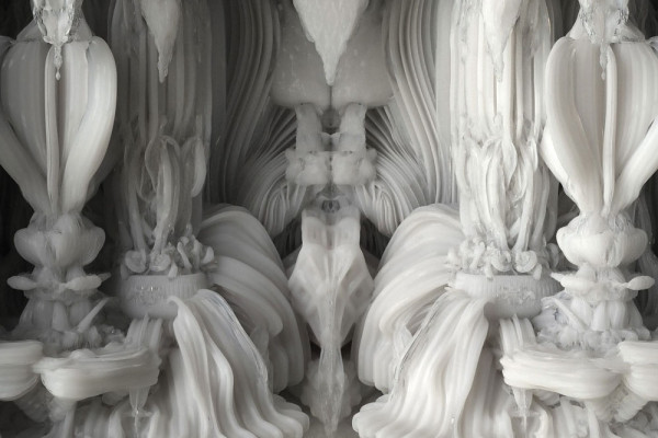3D Printing Architecture by Digital Grotesque TV | Yellowtrace