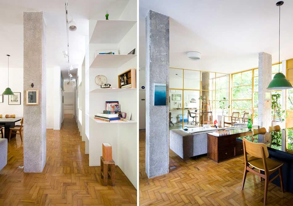 Louveira Apartmentby AR Arquitetos | Yellowtrace