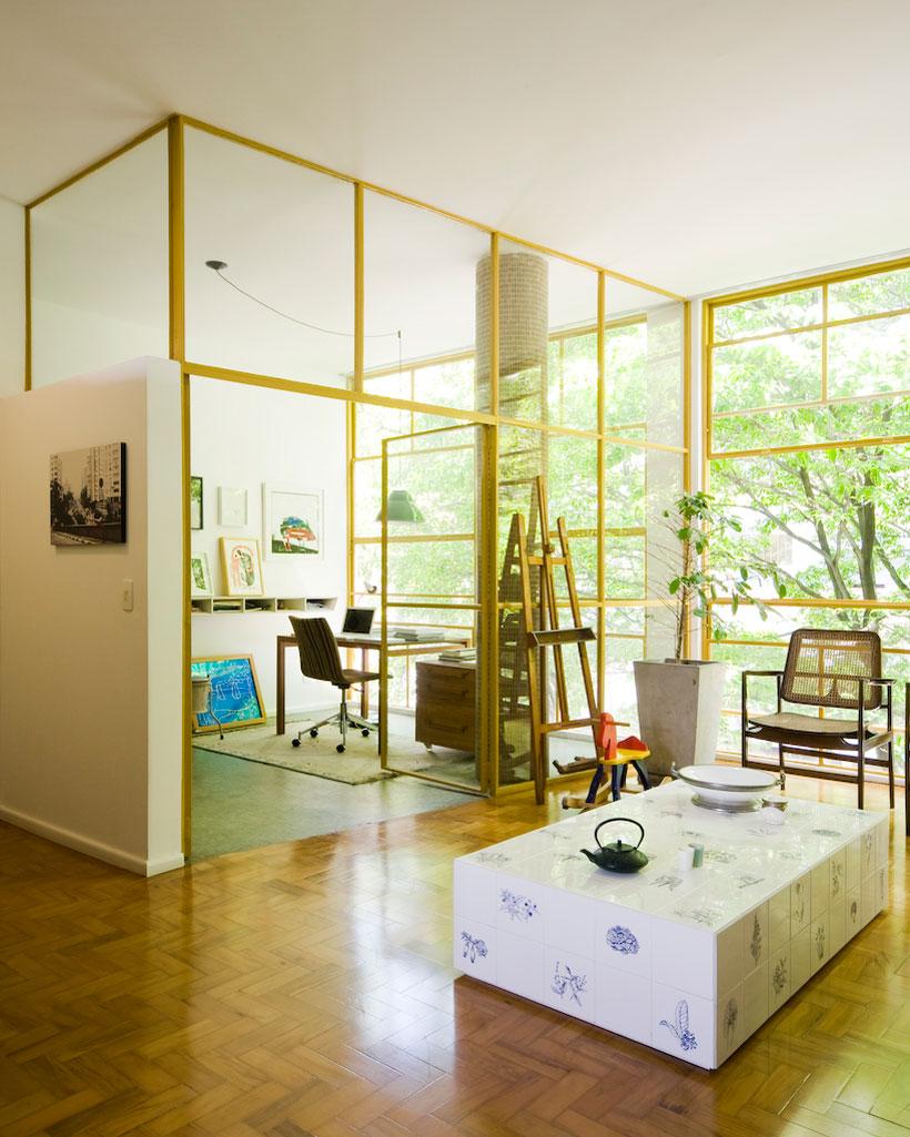 Apto Louveira by AR Arquitetos | Yellowtrace