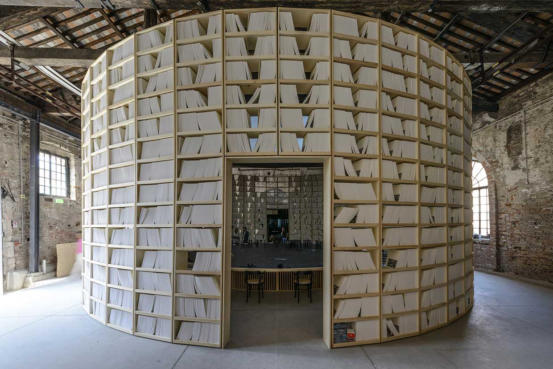 Bahrain Pavilion at the Venice Biennale 2014 | Yellowtrace
