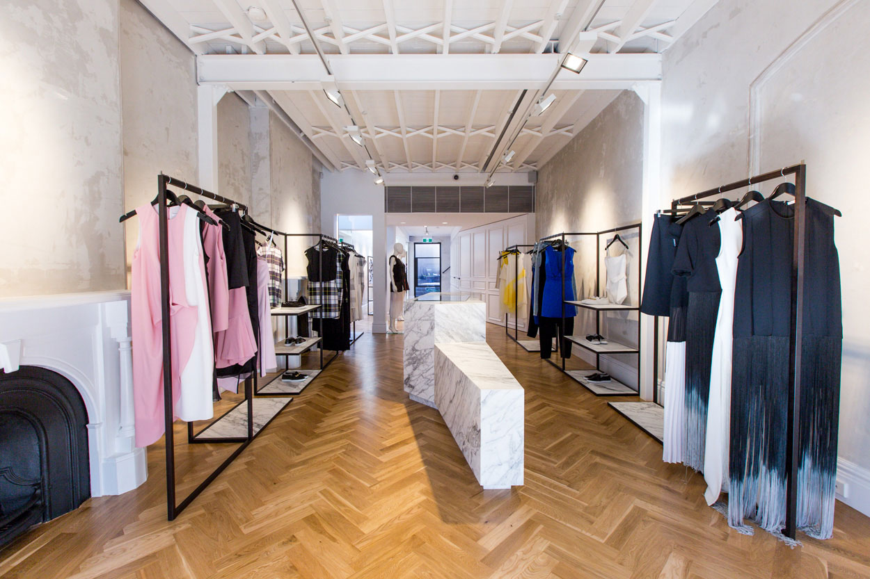 Camilla and Marc, Paddington Store Opening | Yellowtrace