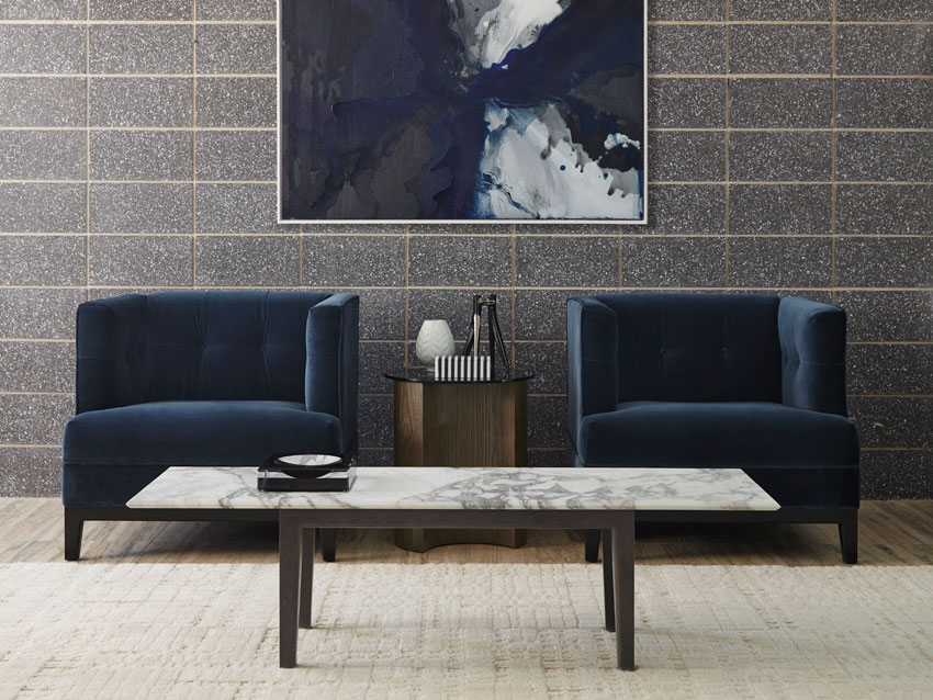 Chest Lounge by Greg Natale for Stylecraft | Yellowtrace