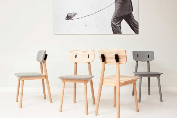Clip Chair by Sebastian Herkner for de vorm   Yellowtrace