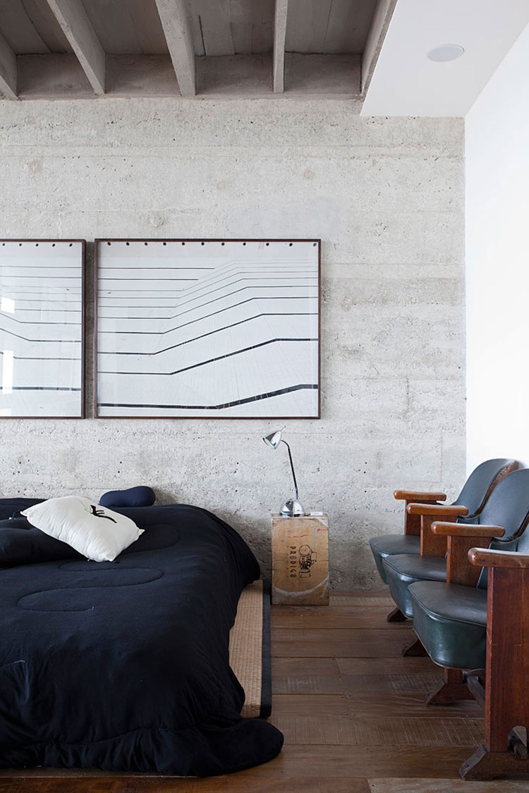 Copan Apartment by Felipe Hess & Renata Pedrosa | Yellowtrace