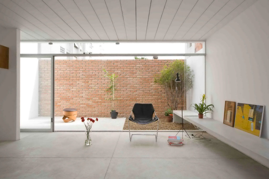 Cube House by AR Arquitetos | Yellowtrace