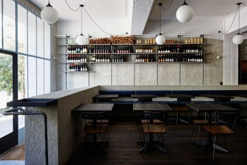 Ester Restaurant by Anthony Gill Architects | Yellowtrace