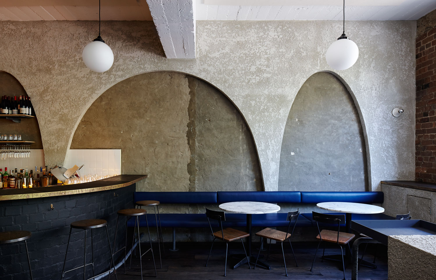 Ester Restaurant & Bar by Anthony Gill Architects, Sydney   Yellowtrace