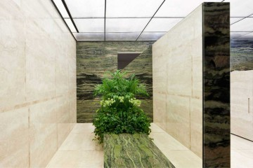 Fervital Antolini Stone Gallery by Paritzki Liani Architects | Yellowtrace