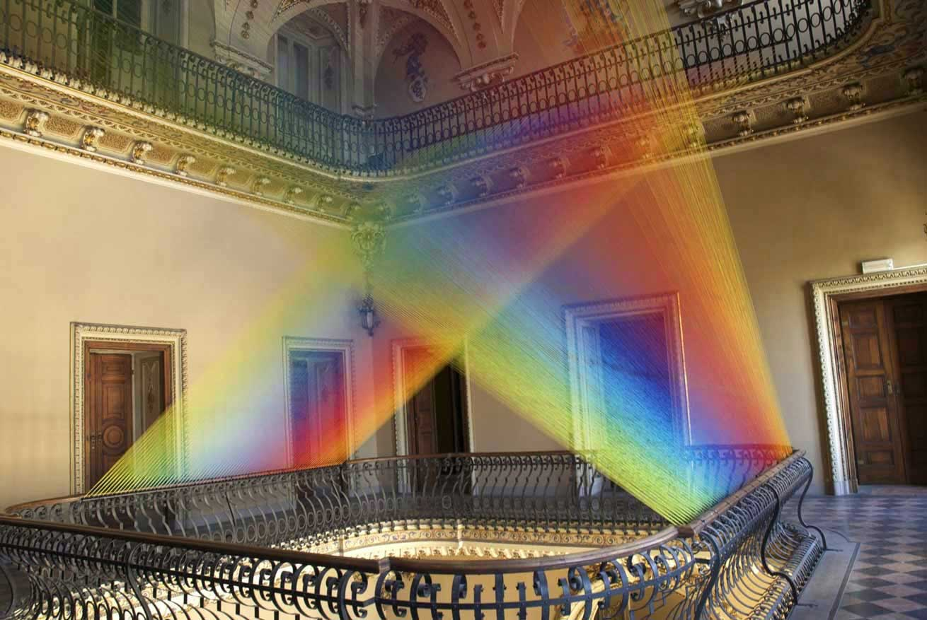 Gabriel Dawe Plenty of Colour | Yellowtrace