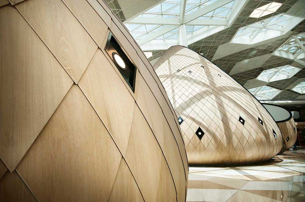 Autoban designs Heydar Aliyev International Airport Terminal in Baku | Yellowtrace