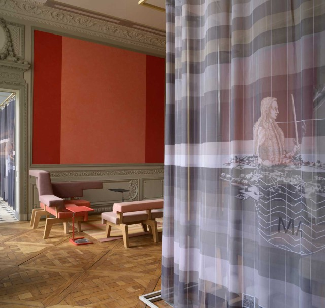 Hôtel Dupanloup by Studio Makkink & Bey, Orléans, France | Yellowtrace