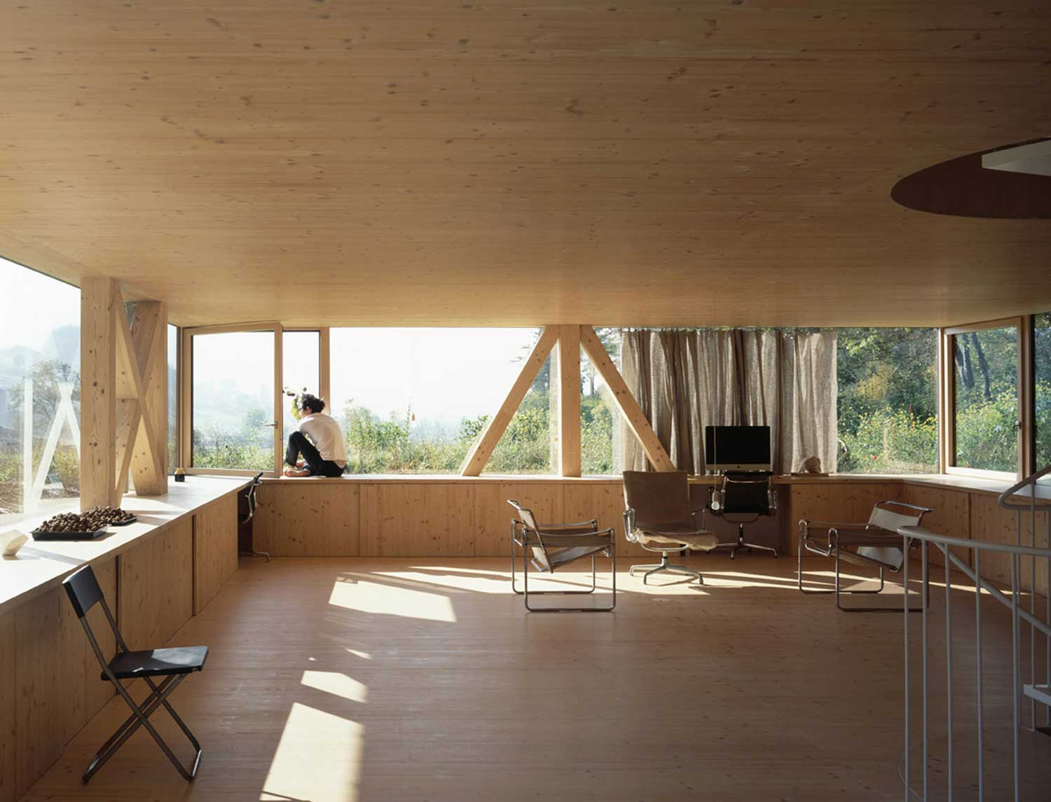 House in Balsthal by Pascal Flammer   Yellowtrace