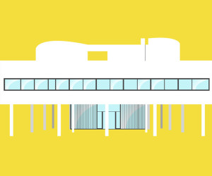 Iconic Houses by Matteo Muci | Yellowtrace