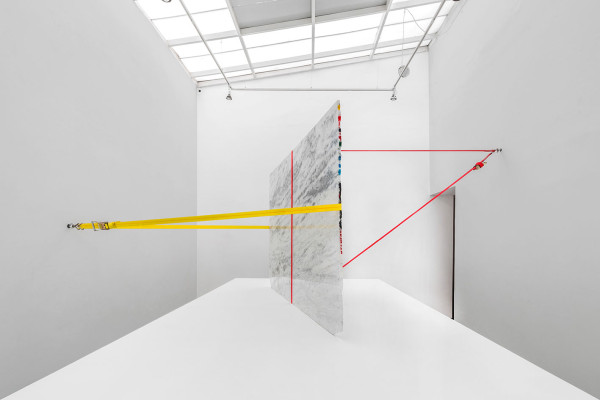 Jose Dávila's Sculptural Exhibition at Galería OMR in Mexico City | Yellowtrace