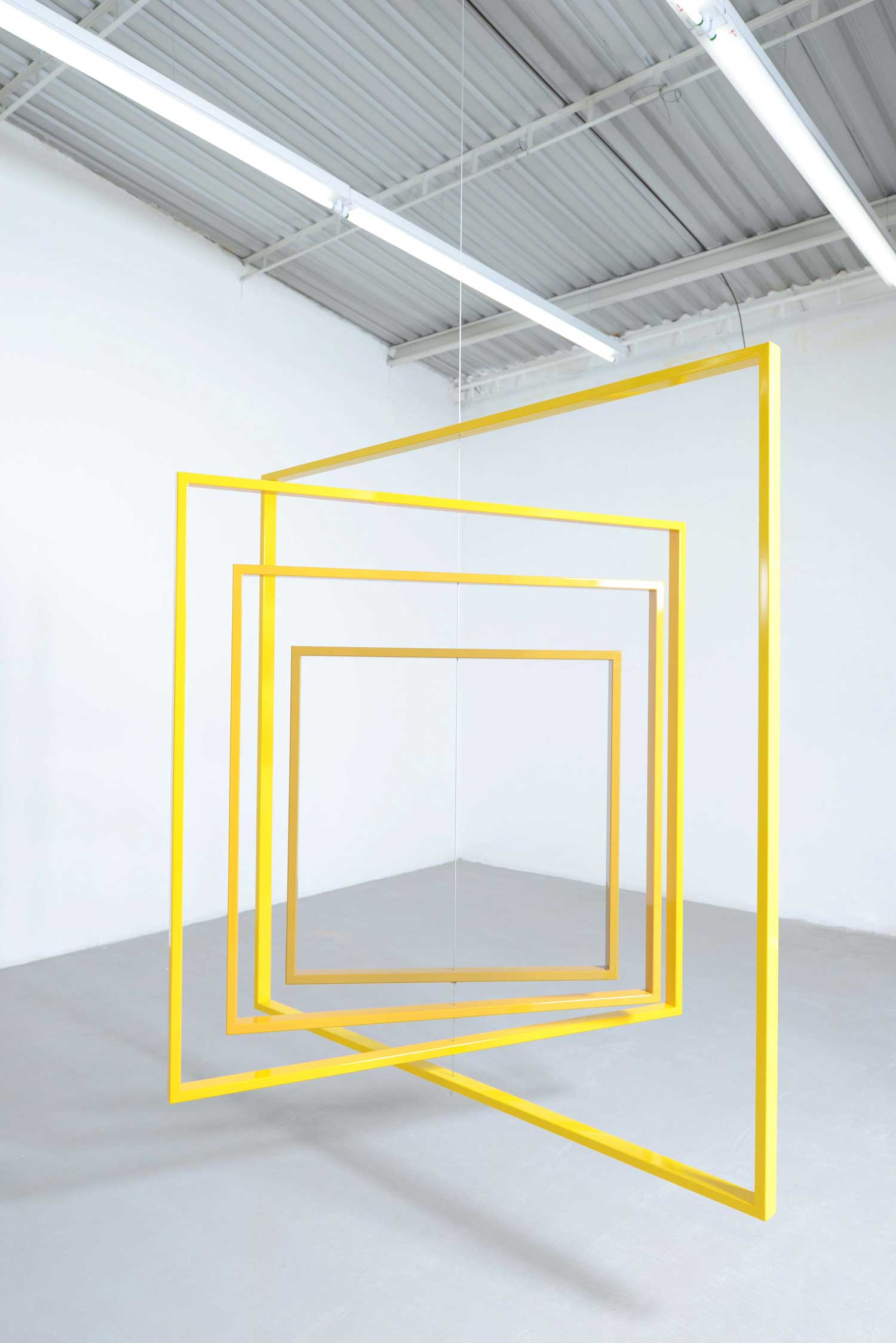 Jose Davila's Gravity-Defying Sculptures | Yellowtrace
