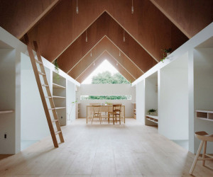 Koya No Sumika by mA-style Architects | Yellowtrace