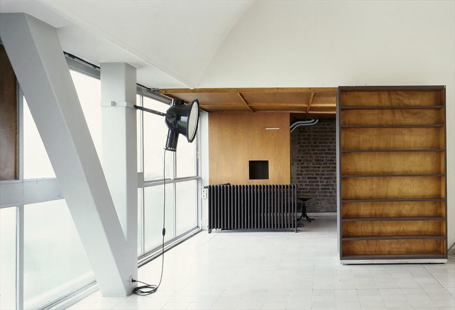 Le Corbusier 39 S Studio Apartment Open For Visits Yellowtrace