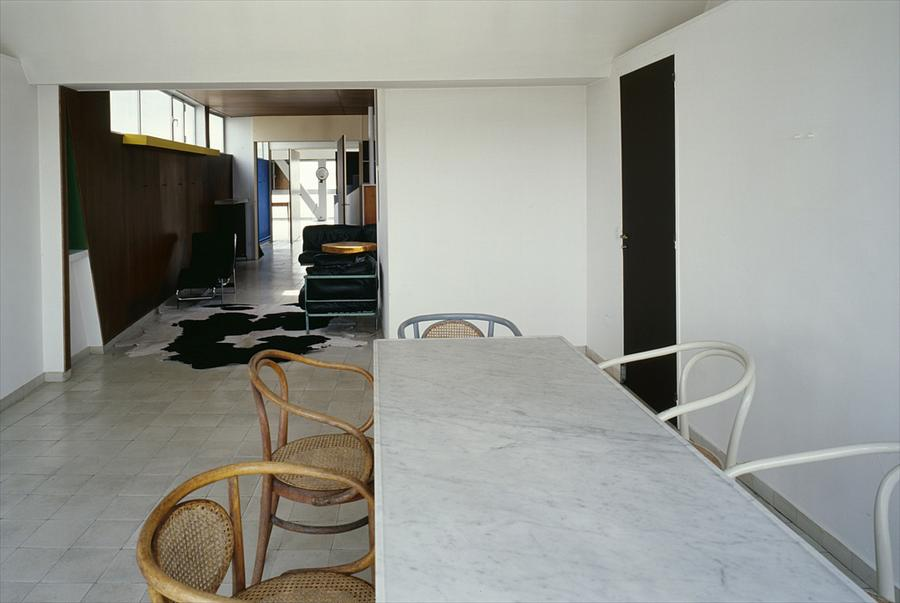 Le Corbusier's Studio Apartment in France opens for visits | Yellowtrace