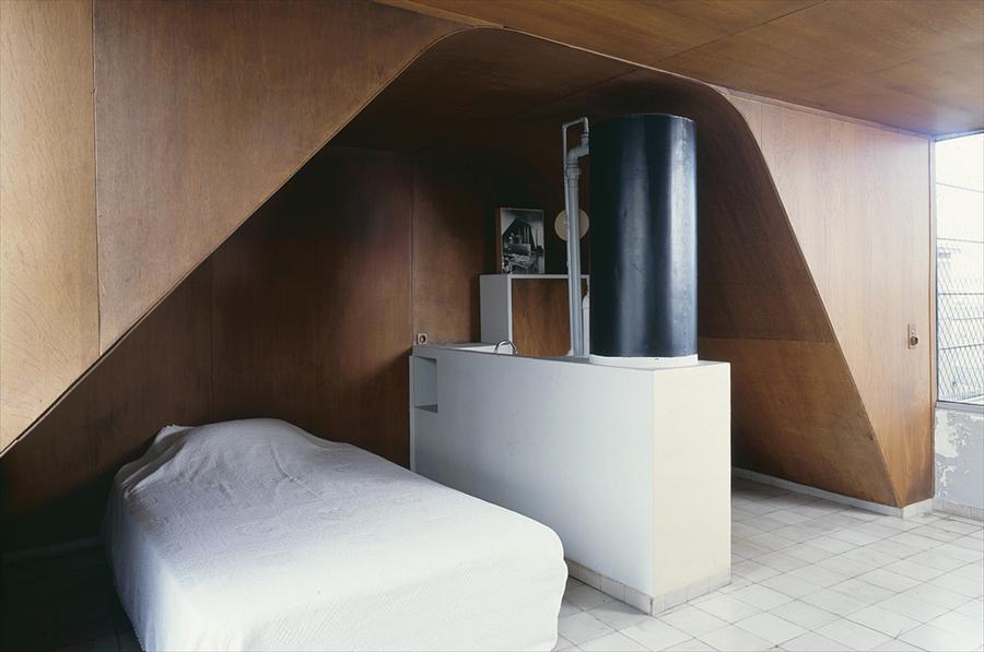 Le corbusier 39 s studio apartment open for visits yellowtrace - Appartement le corbusier ...