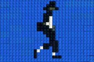 Lego Dancing Michael Jackson by Annette Jung | Yellowtrace