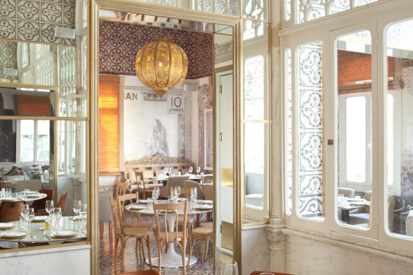 Liza Beirut Restaurant Designed by Marc Soughayar & Maria Ousseimi   Yellowtrace