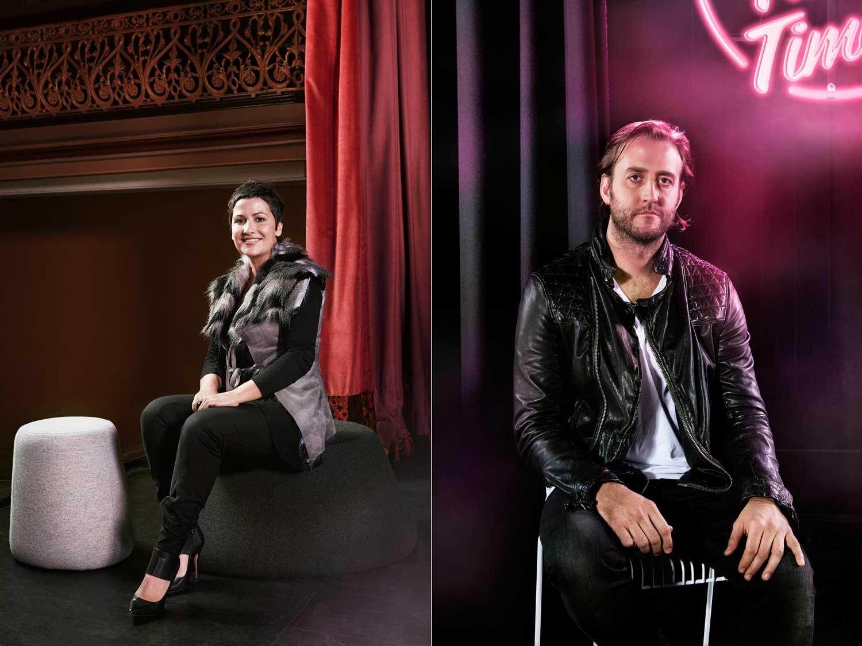 Australian Designers Helen Kontouris & Alexander Lotersztain | Yellowtrace