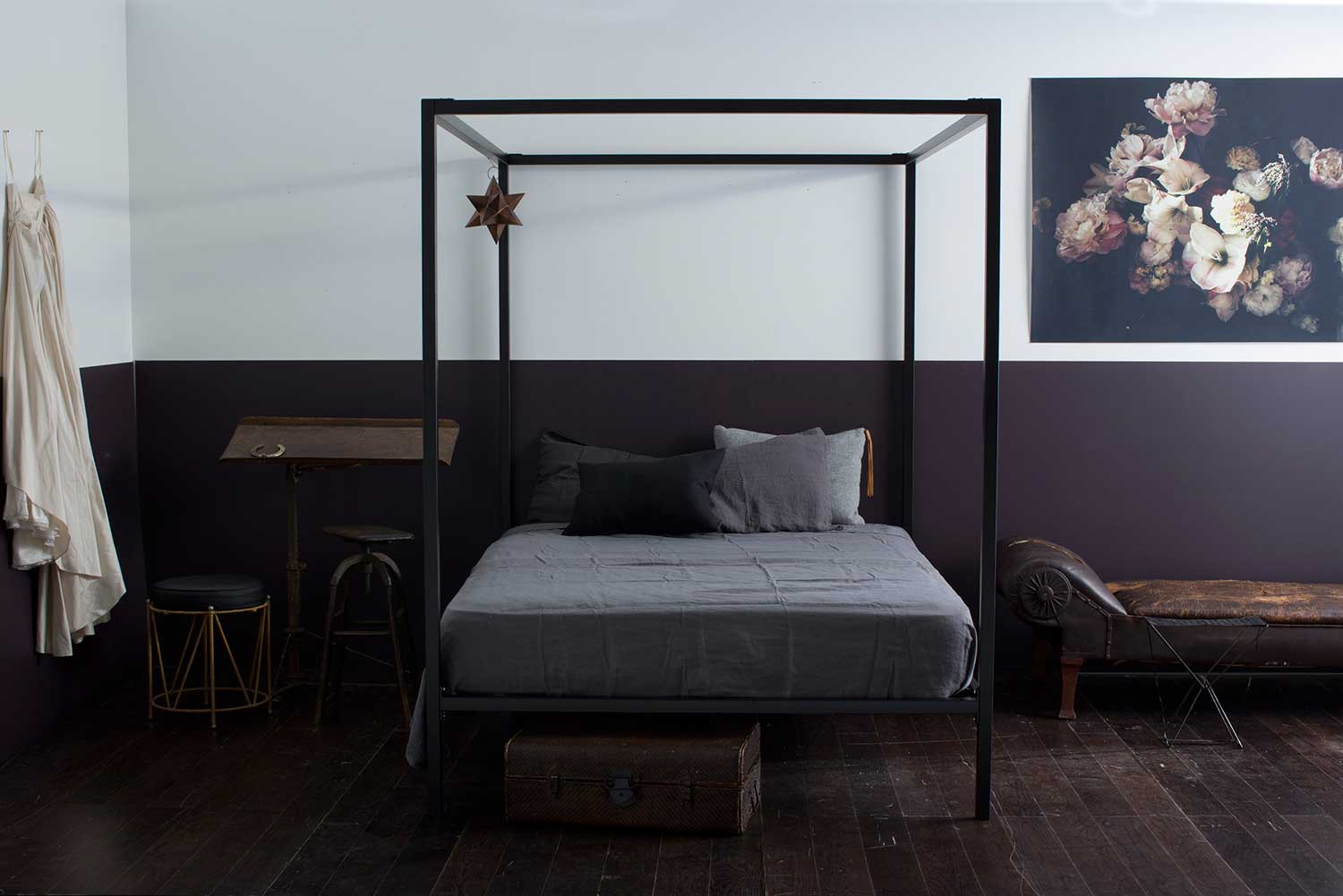 New Bed by Megan Morton & Incy Interiors | Yellowtrace