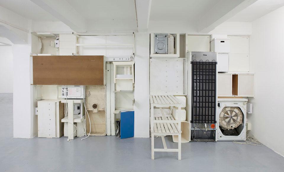 Michael Johansson installation| Yellowtrace