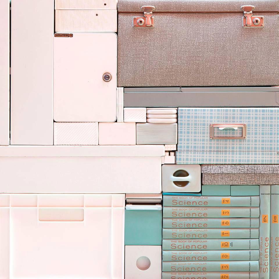 Michael Johansson tetris installation | Yellowtrace