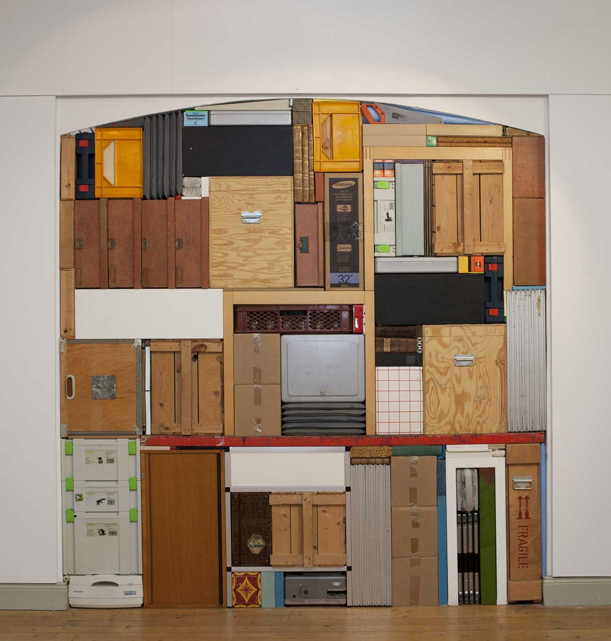 Michael Johansson real life tetris | Yellowtrace