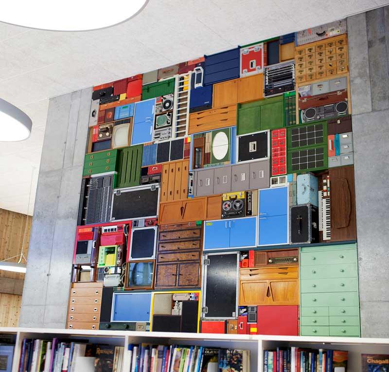 Michael Johansson installation | Yellowtrace